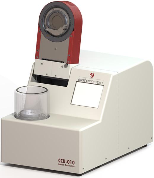 CCU-010 modular sputter coater