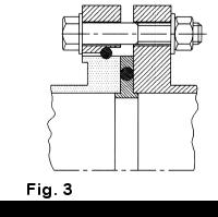 ISO vacuum flanges