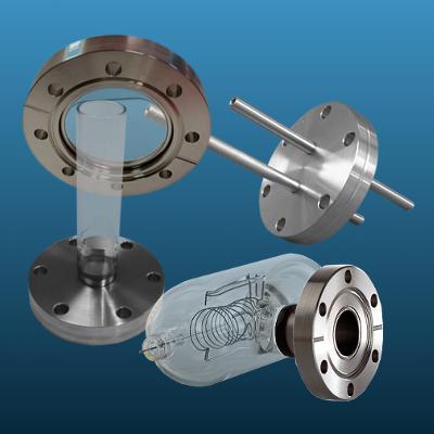 Vacuum components, KF - ISO - CF