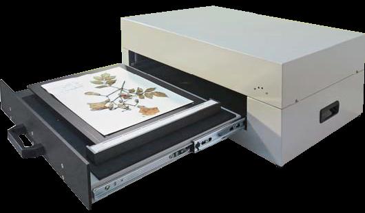 Object scanner