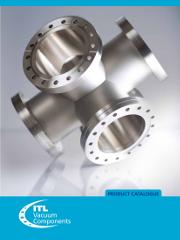 KF, ISO, CF vacuum components